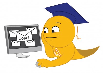 how to email college coaches