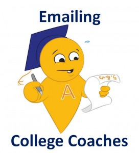 Emailing College Coaches