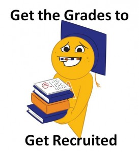 Get The Grades Recruited