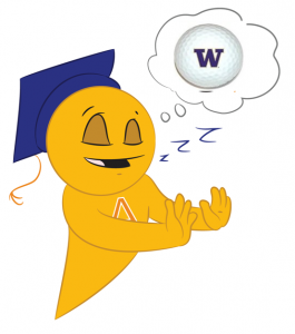University of Washington Golf Blog
