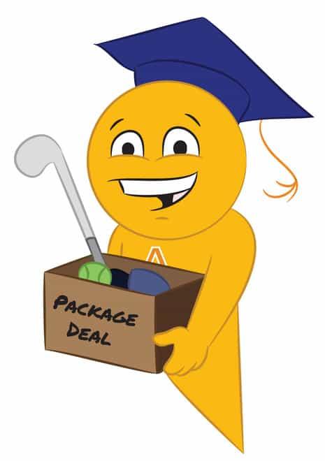 Ncaa package deals