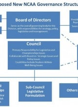 NCAA New Governance Structure